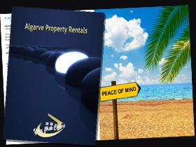 Free Portugal Brochure for Rentals